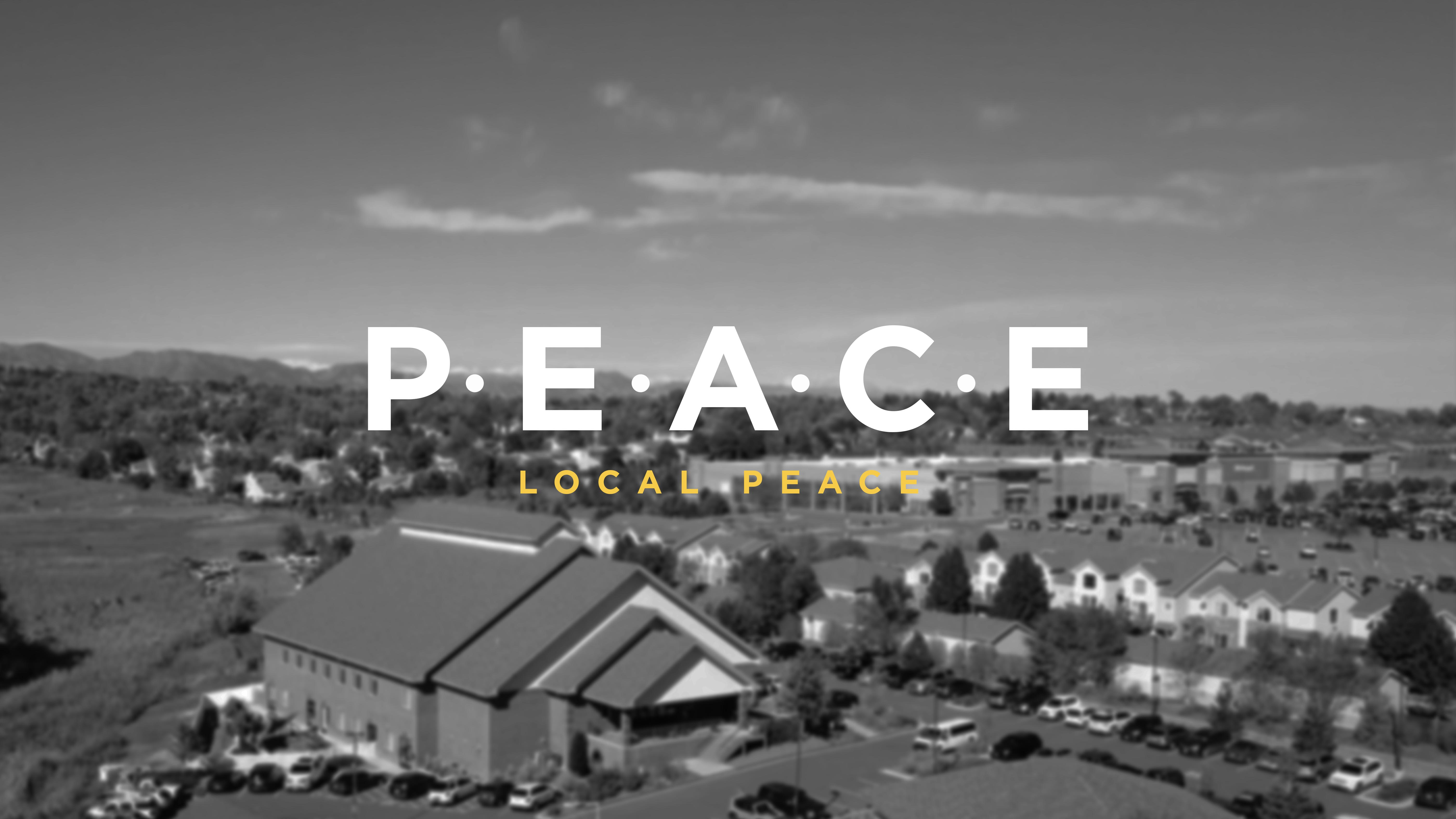 Local Peace