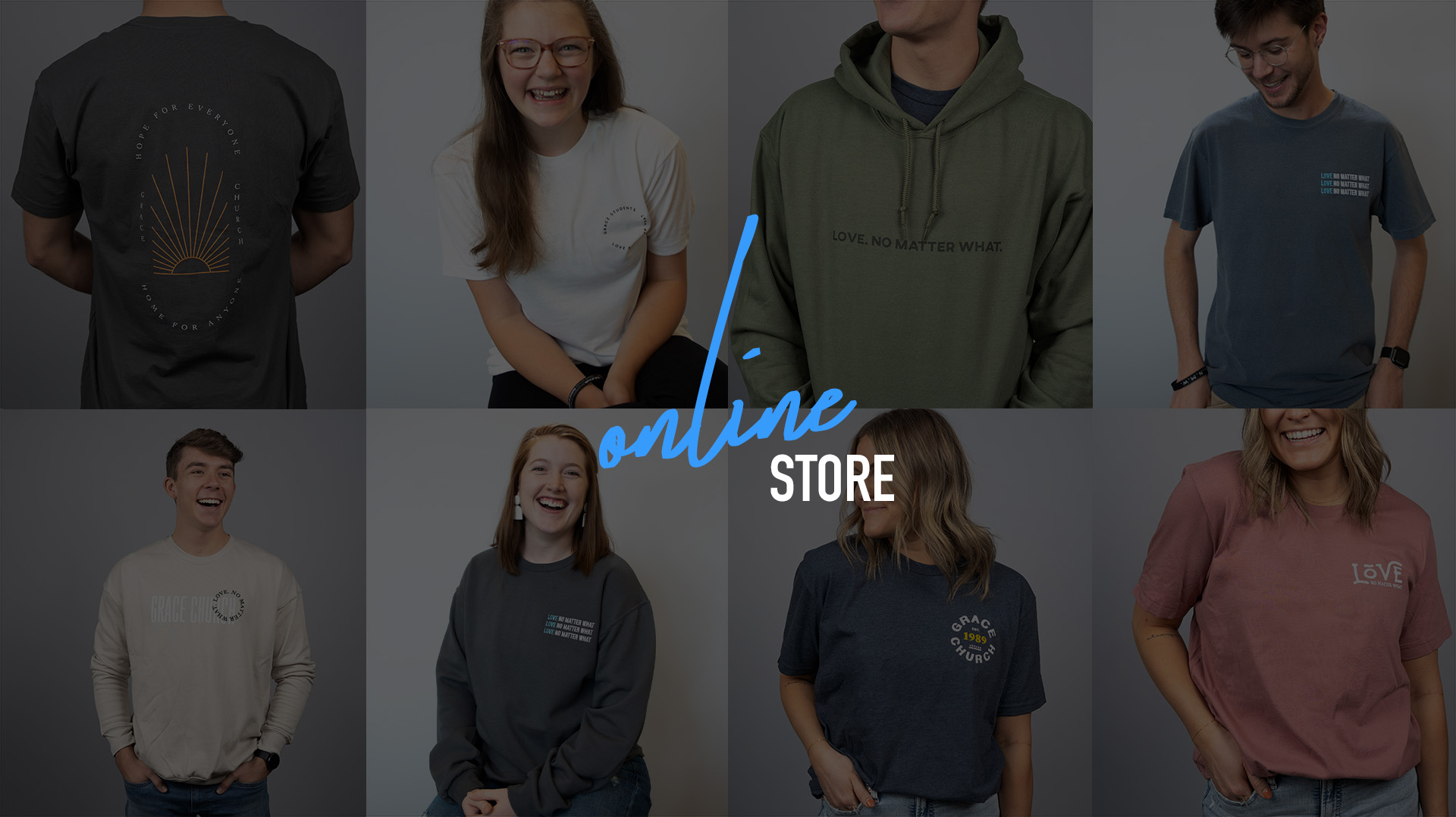 Check out our updated Online Store